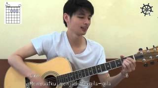 Video Akustik Gitar - Belajar Lagu (Heavy Rotation - JKT48) download MP3, 3GP, MP4, WEBM, AVI, FLV Januari 2018