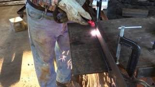 Cut50 plasma cutter from Ebay vs 3/8 plate
