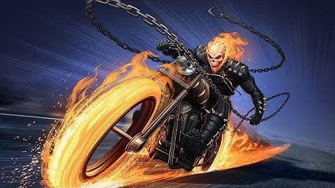 Ravan Ravan Hoon Mai | Tribute To  Agents Of Shield Ghost Rider | By LGR