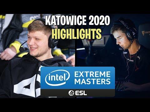 CS:GO   Intel Extreme Masters Katowice 2020   Twitch Recap