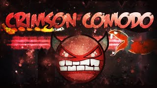 AMAZING SNAKE BOSS! Crimson Comodo by Joshawott -Hard demon- (auto version)