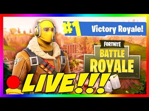 50 V-BUCKS GIVE AWAY & COLLEGE STUDENT PROBLEMS! - FORTNITE: BATTLE ROYALE! (Live Stream #24)
