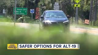 FDOT presenting ideas to make Alt 19 safer