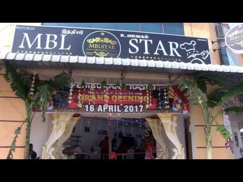 Restaurant MBL STAR, Taiping