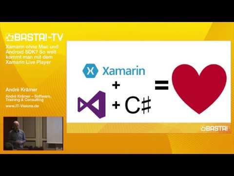 Xamarin Ohne Mac Und Android SDK? So Weit Kommt Man Mit Dem Xamarin Live Player