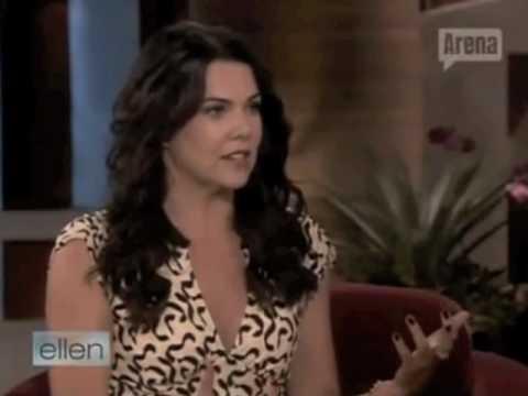 Funny Lauren Graham interview moments
