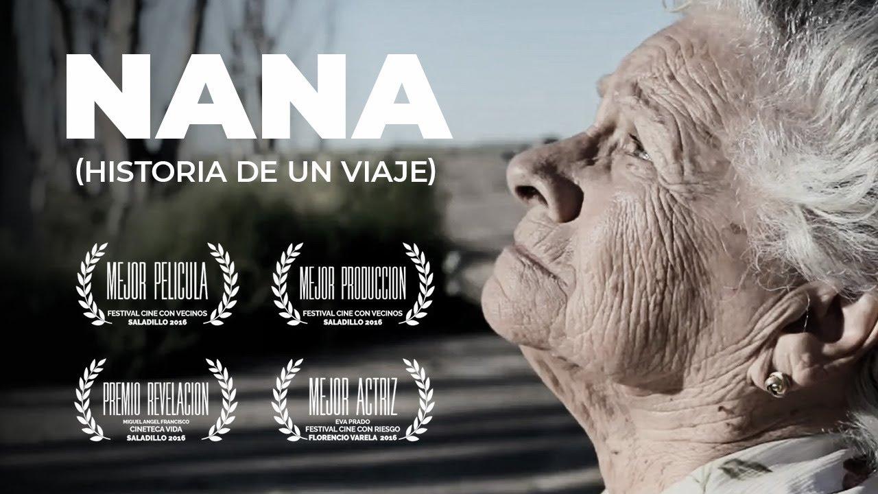 Nana (Historia de un viaje). PELICULA ARGENTINA