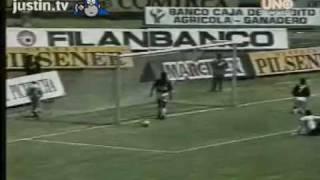 Ariel Graziani goleador campeonato 1996 (29 Goles)