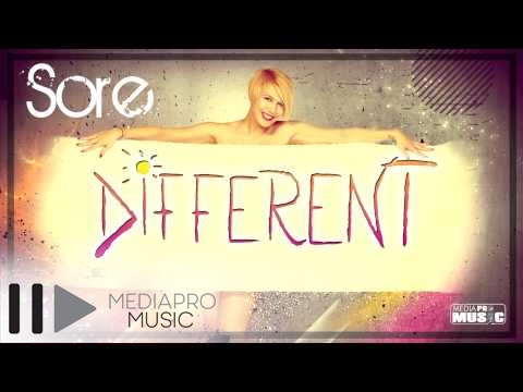 Sore - Different: Sore - Different (C) & (P) MediaPro Music Entertainment 2012 http://www.mediapromusic.ro contact@mediapromusic.ro Licensing: contact@mediapromusic.ro http://www.facebook.com/MediaProMusicRomania http://www.youtube.com/MediaProMusic http://www.facebook.com/Soreofficial All rights reserved. Unauthorized reproduction is a violation of applicable laws