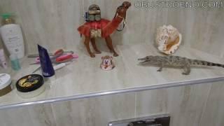 видео Арматура для бачка унитаза леруа мерлен