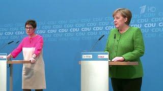 В Германии разразился политический скандал с далеко идущими последствиями.