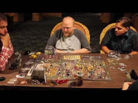 S1E12  A Game of Thrones: The Board Game, 2nd Edition