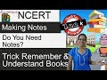 How to Read, Remember & Understand NCERT Books: Do You Need Notes? (Dr. Manishika)