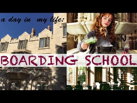 A Day in My Life: BOARDING SCHOOL