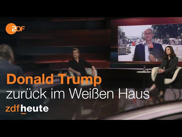 Theveßen zu Trumps Gesundheitszustand   Markus Lanz vom 06. Oktober 2020