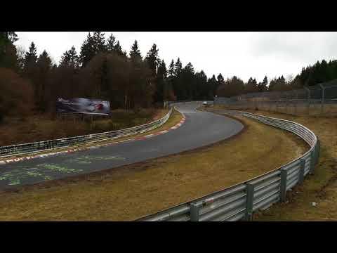 Touristenfahrten Nürburgring Brünnchen Teil 1 - 11.03.18 - Season Opening