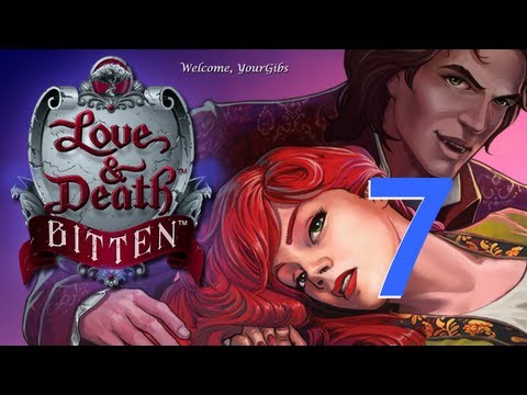 Love and Death: Bitten [07] w/YourGibs - Chapter 6: Witch's Return