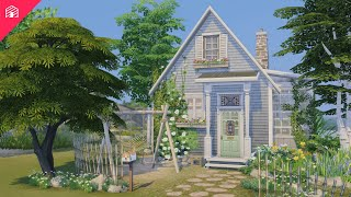 Tiny Seaside Cottage | The Sims 4: Tiny Living