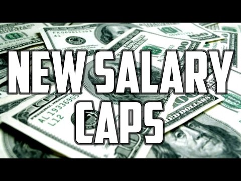 WWE 2k17 Universe Mode: NEW Salary Cap Feature