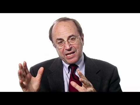 Big Think Interview with Richard Gelles
