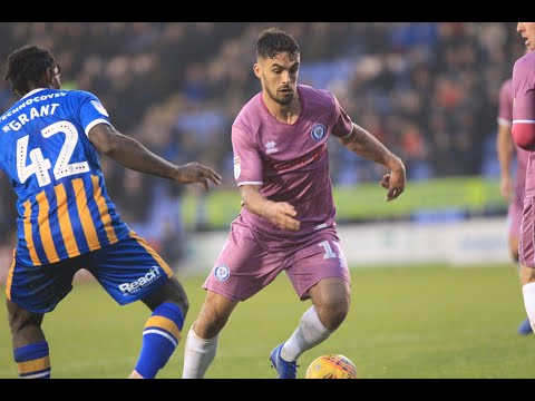 Highlights | Shrewsbury Town v Rochdale