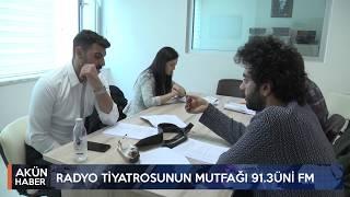 Akdeniz İletişimde Radyo Tiyatrosu