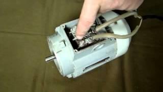 Как подключить 3 фазный электродвигатель, изменить направление вращения