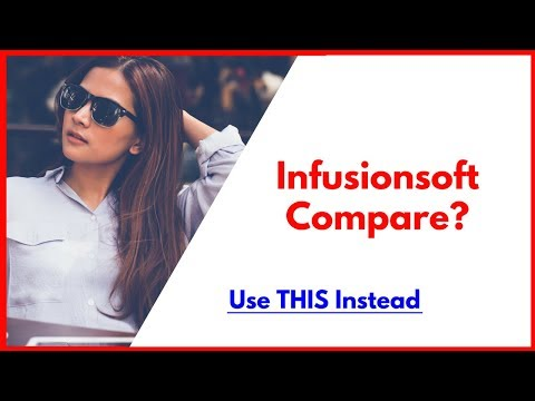 Infusionsoft Compare | What's The Best Alternative?