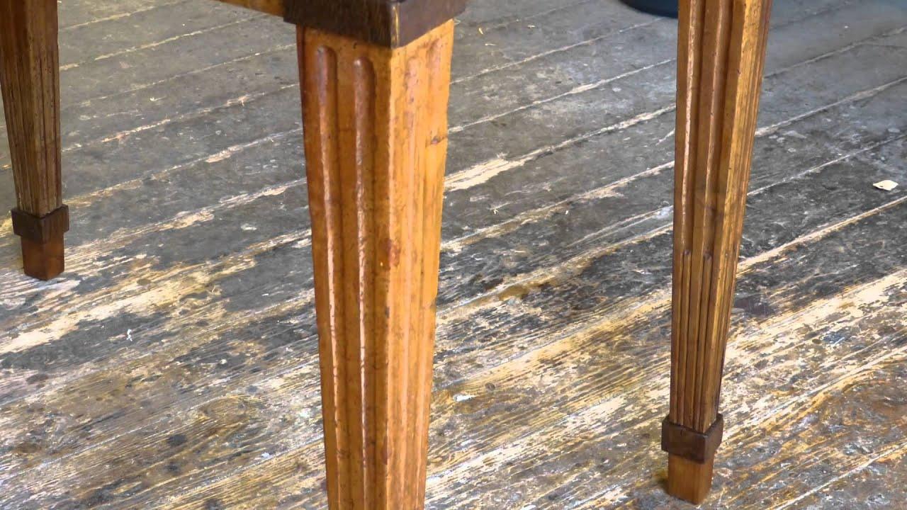 Altes Holz Aufarbeiten  Wohn
