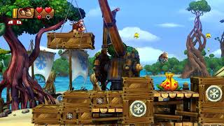 Donkey Kong Country: Tropical Freeze PC Gameplay 4k