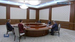 Oʻzbekiston Prezidenti BMT Bosh kotibining oʻrinbosarini qabul qildi (
