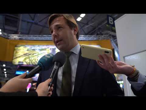 Entrevista en Fitur a Antonio Repullo, delegado del Gobierno de la Junta