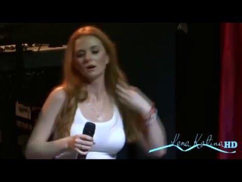 Lena Katina Brazil Live 2013 Not gonna get us (Russian version)