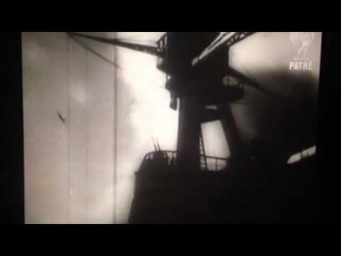 Pearl Harbor attack footage