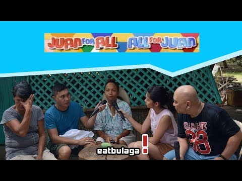 Juan For All, All For Juan Sugod Bahay | April 6, 2018