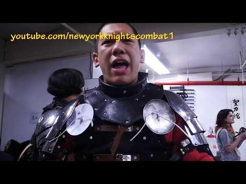 L.I. Hellequin vs. DC Juggernauts - Armored Combat League in NYC