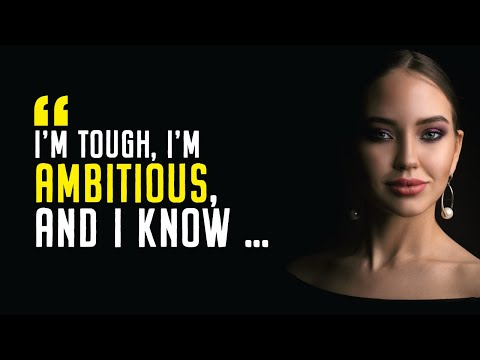 Women Quotes | Proud, Strong, Confident, Beautiful, Independent Woman Quote