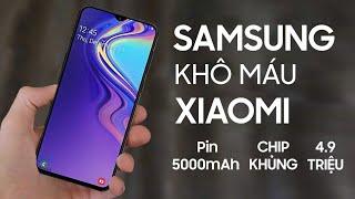 Đánh giá nhanh Galaxy M20 : Samsung quyết khô máu với Xiaomi, Huawei...