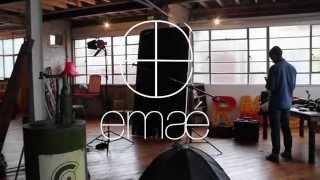 emaé - Something Beautiful (Lyric Video)