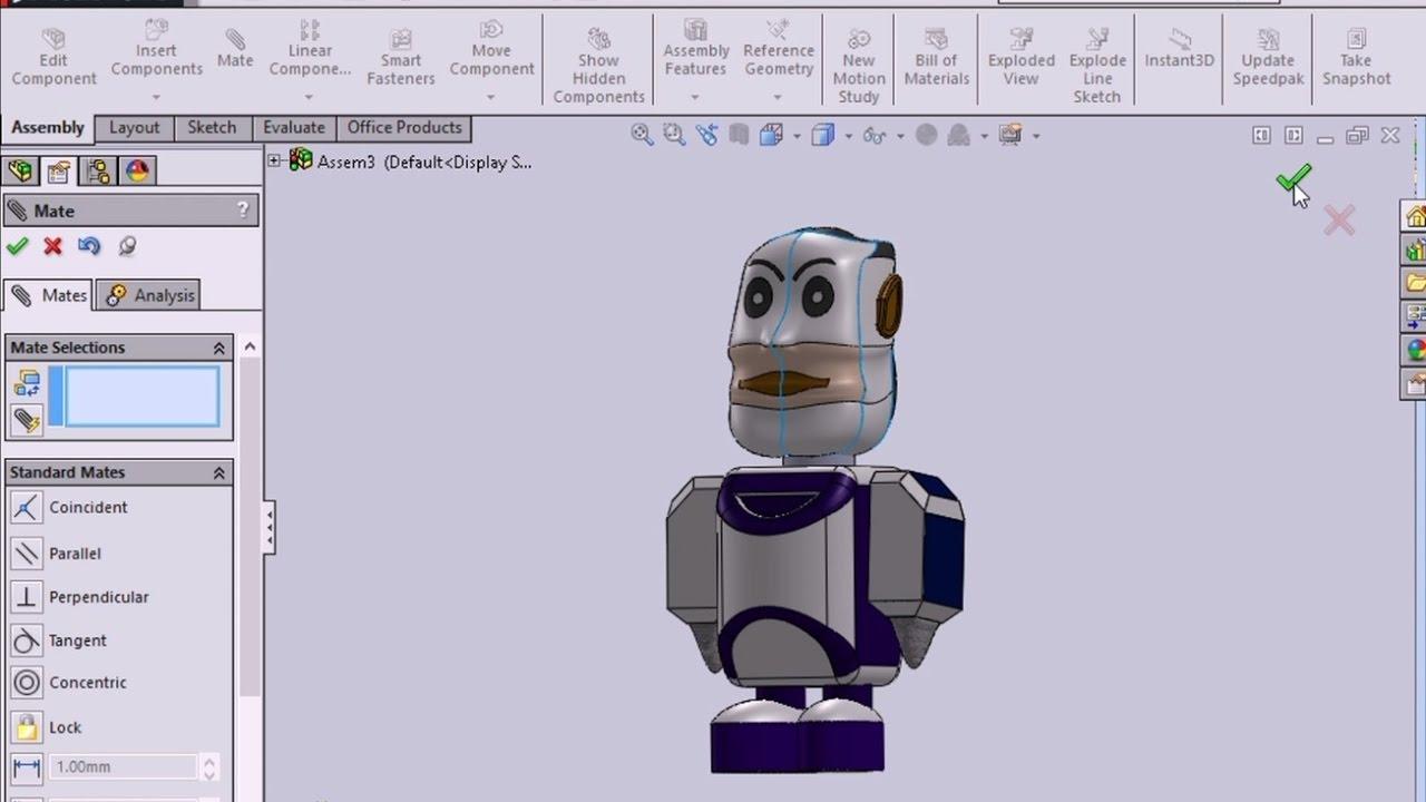 Solidworks robotics tutorials