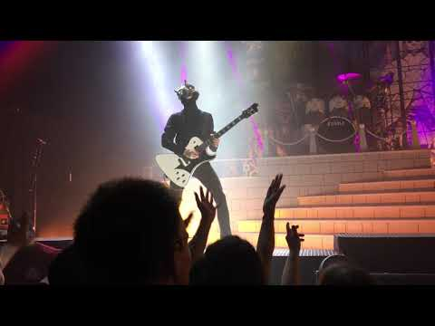 GHOST DANCE MACABRE & SQUARE HAMMER LIVE @ TOWER THEATER 12-11-18