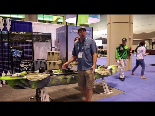 3 Waters Kayak Big Fish 120 $999 Walkthrough Video