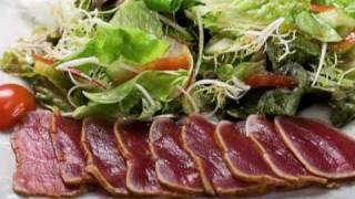 Ресторан MISATO: блюда основного меню