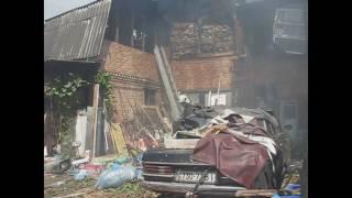 Пожар в Зоомагазине не могут потушить 2 часа. Винница, ул. Соборная
