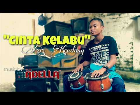 Cinta kelabu - Aziz Kendang (music by: OM. ADELLA)
