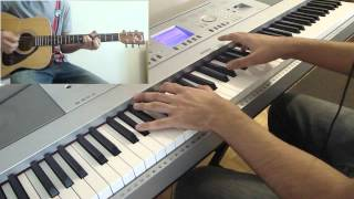 Maroon 5 - Payphone Cover (Piano, Guitar)