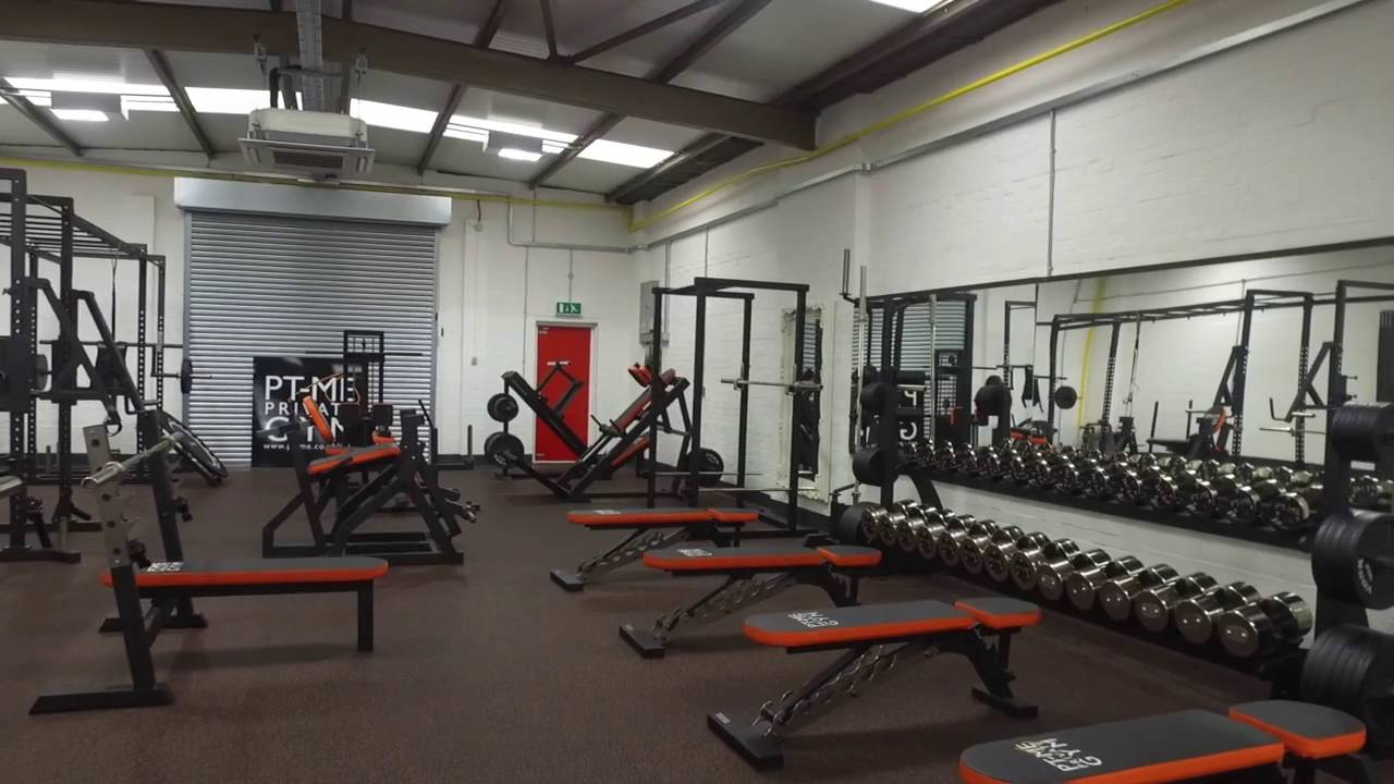 Pt me bourne end private gym promo youtube