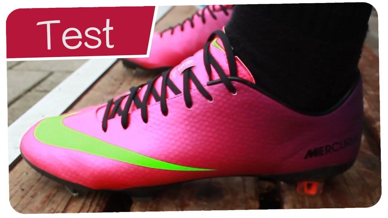 Nike Rosas Con Morado