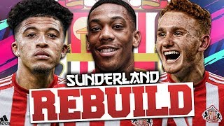 REBUILDING SUNDERLAND!!! FIFA 19 Career Mode