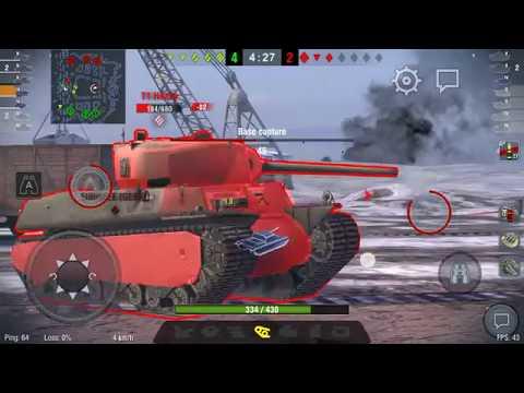 Alecto,  Tank Destroyer Tier IV | World Of Tanks Blitz